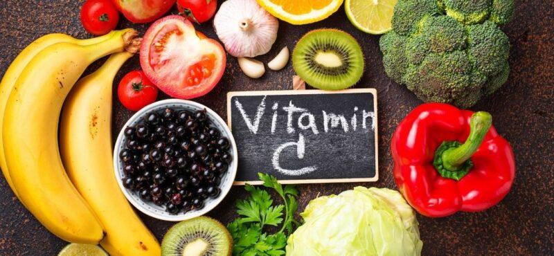 Vitamin C to help fight Covid