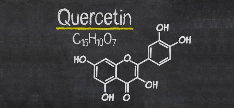 quercetin to help fight Covid