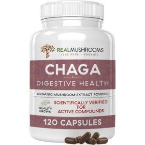 Organic Siberian Chaga Extract Capsules