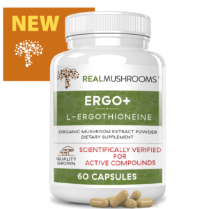 Ergo+ Ergothioneine Supplement