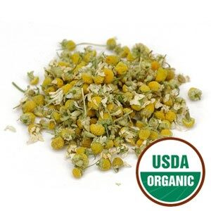 Organic Chamomile Flowers Whole