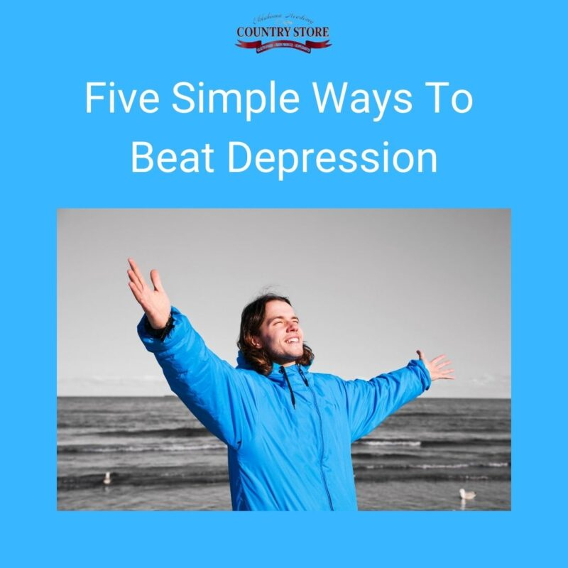 Five Simple Ways To Beat Depression